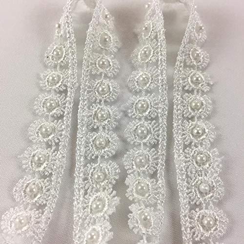 - Trim Lace Floral 1/2