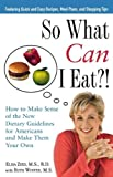 So What Can I Eat?!, Elisa Zied, 0471772011