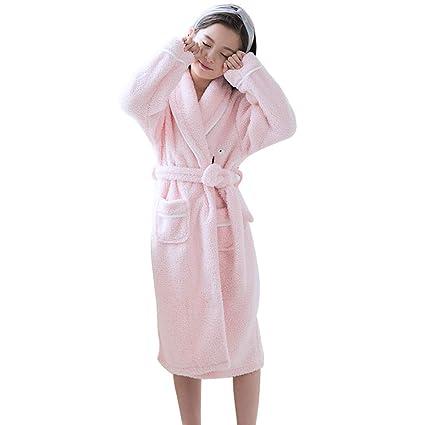 Pijamas Camisón para niños Batas de baño para niñas Pijamas de Franela otoño e Invierno Pijamas
