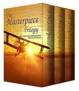 The Masterpiece Trilogy Boxed Set by [Barrett, Nikki Lynn]