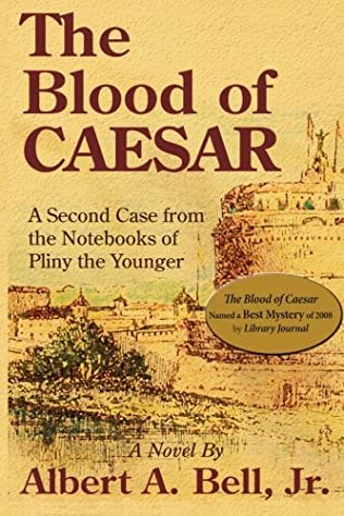 book cover of The Blood of Caesar
