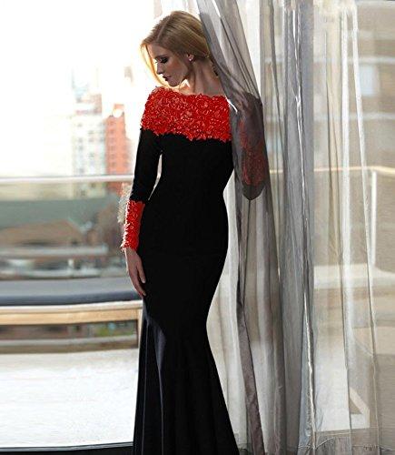 Drasawee Drasawee Kleid Schlauch Damen Damen Rot Schlauch qZxwESCP
