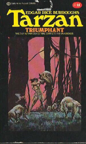 Read Online Tarzan Triumphant (Tarzan Series #15) ebook