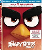 Angry Birds Target Exclusive Edition Bluray
