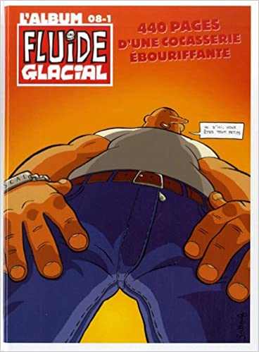 Livre L'album Fluide Glacial, N° 08-1 : pdf, epub ebook