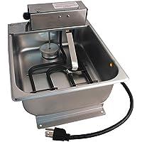 Condensate Drain Pan, 8.34A, 7.5 qt, 12in W