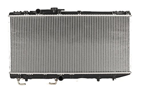 Klimoto Brand 1319 New Radiator For Toyota Paseo 92-95 Tercel 91-94 1.5 L4 (Replacement Toyota Radiator Tercel)