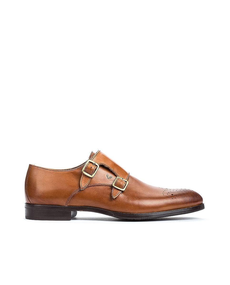 TALLA 42 EU. MARTINELLI Zapato de Vestir de Piel Kingsley 1326