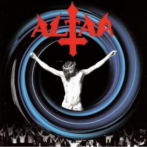 Altar - Youth Against Christ (United Kingdom - Import)