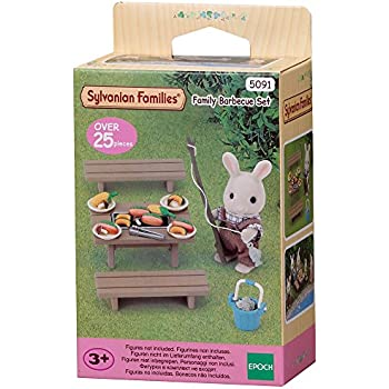 Sylvanian Families FAMILY BARBEQUE BBQ SET Epoch Calico Critters