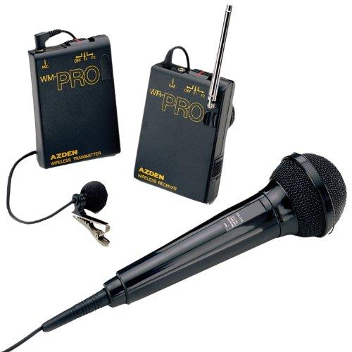 Azden WMS-PRO Wireless Microphone (Vhf Beltpack Transmitter)