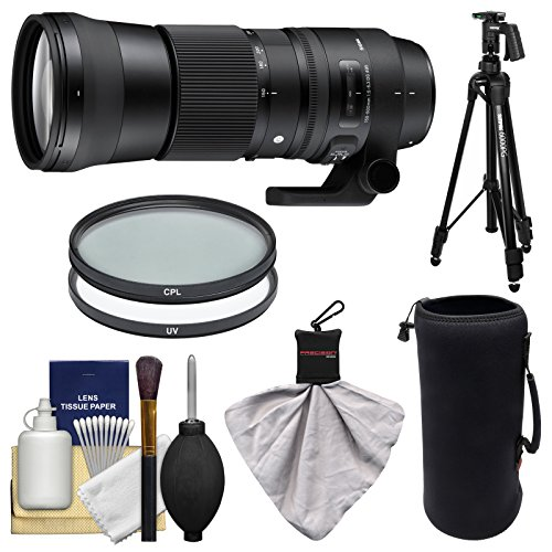 Sigma 150-600mm f5-6.3 DG HSM OS Contemporary for Canon EOS - 4