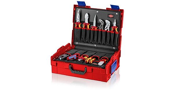 Knipex 00 21 19 LB L-Boxx Elektro
