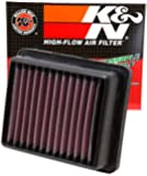 K&N KT-1211 High Performance Replacement Air Filter for KTM Duke 200/390