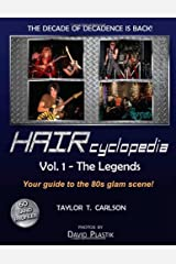 Haircyclopedia Vol. 1 - The Legends Second Edition (Volume 1) Paperback