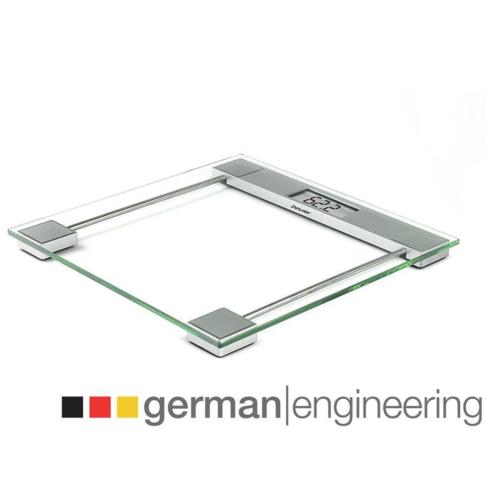 NEU BEURER GS214 Waage//Personenwaage //Glaswaage