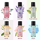 Bath Oil Gift Set,12PC x 1.01 Oz Travel Size with