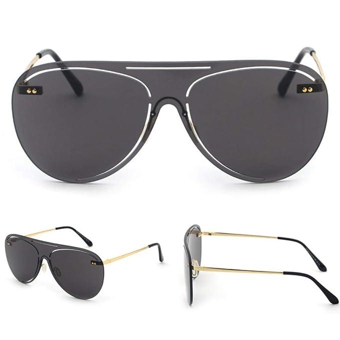 Gafas De Sol Sin Montura De Verano Para Mujer Gafas De Sol ...