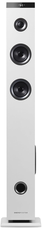 Energy Sistem Tower 3 G2 Bluetooth Speaker (White)
