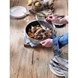 WMF 0761406380 Serving and Braising Pan with