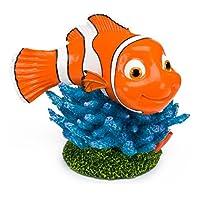 Penn Plax Finding Nemo Resin Ornament, 6 Inch