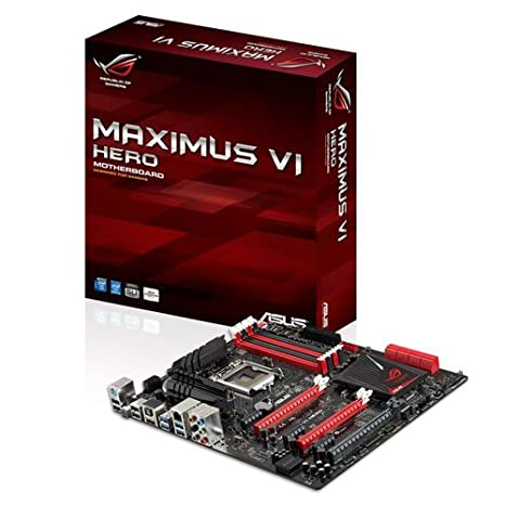Asus Maximus Vi Hero - Placa Base