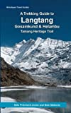 img - for A Trekking Guide to Langtang (Himalayan Travel Guides) book / textbook / text book
