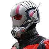 XCOSER Super Ant Helmet Full Head Mask Props for Halloween Classic
