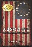 Arsonist, Nathan Allen, 0983644608