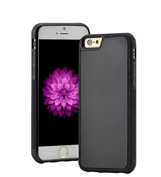 new arrivals db2d7 ac962 iPhone 7 Case, Anti-Gravity Cell Phone Case Nano-Absorption for iPhone by  MySky- (iPhone 7 Black_4.7