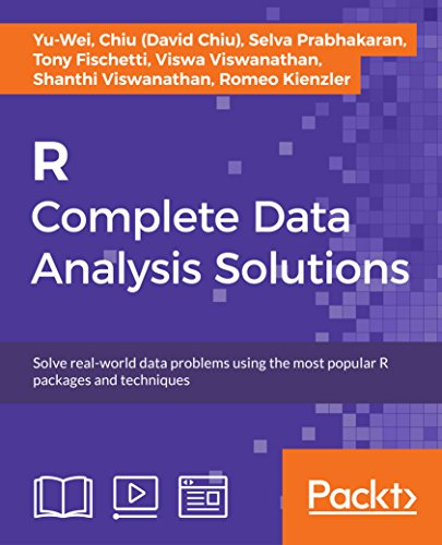 R: Complete Data Analysis Solutions