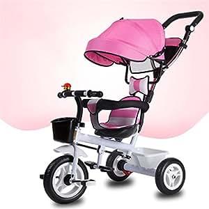 BZEI-BIKE Triciclo Carro de bebé Bicicleta Niño Juguete Coche Rueda Inflable/Rueda de