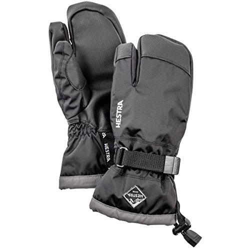 Hestra Juniors' Czone Gauntlet 3-Finger Glove