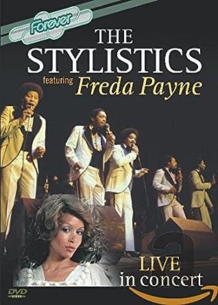 dvd the stylistics