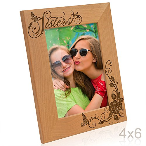 Kate Posh - Sisters Picture Frame (4x6 Vertical)