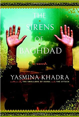 book cover of The Sirens of Baghdad