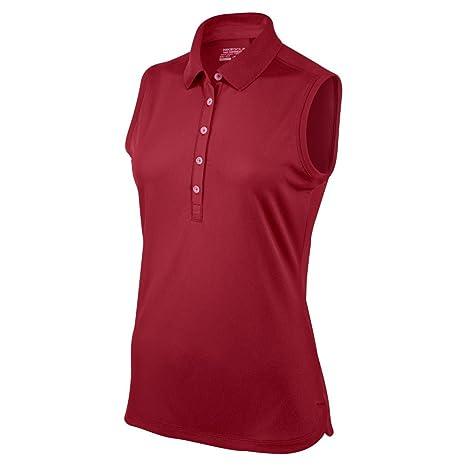 Nike Performance Polo >> Amazon Com Nike Golf Tour Women S Dri Fit Performance Polo Shirt