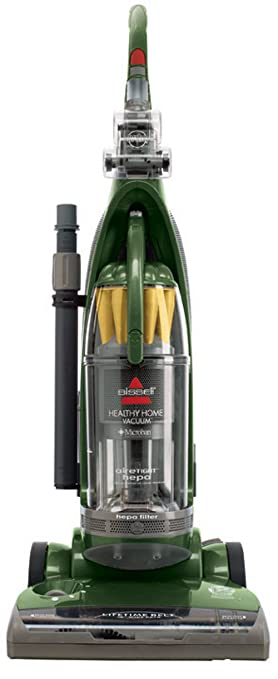 BISSELL Healthy Home Upright Vacuum Cleaner Bagless 12 Amp 16N5