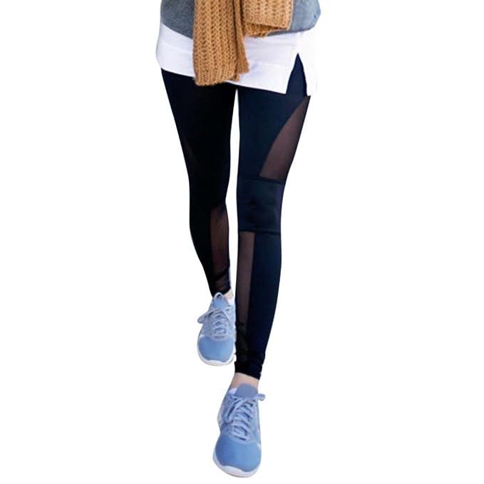 Pantalones Yoga Mujeres, Xinantime Moda para Mujer Yoga ...