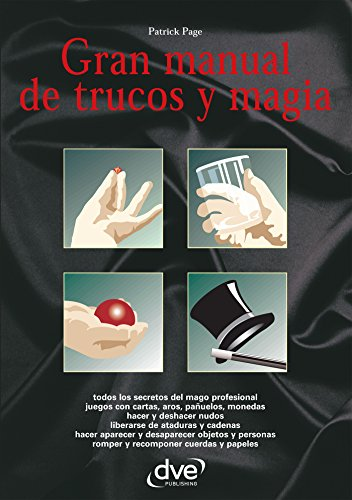 Amazon.com: Gran manual de trucos y magia (Spanish Edition ...