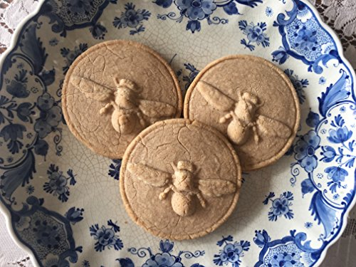 Queen Bee Cookie Mold (Shortbread Thins)
