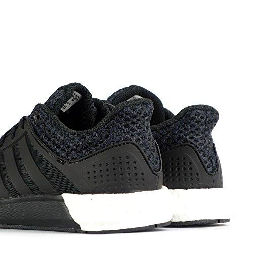 adidas , Jungen Sneaker schwarz schwarz / weiß