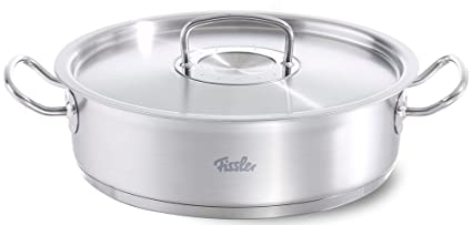 Fissler Original Profi Collection - Olla con tapa (28 cm, 4,7 litros