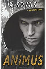 Animus: A Sinful Supes Story Paperback