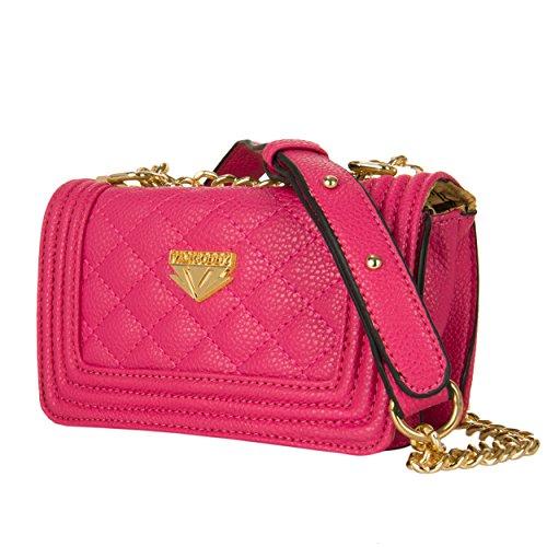 Cindy Shoulder Handbag Clutch for Motorola Moto X Pure Edition / G / E, Pink