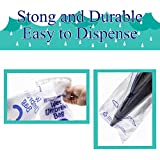 Upper Midland Products 100 Pack Wet Umbrella Bags