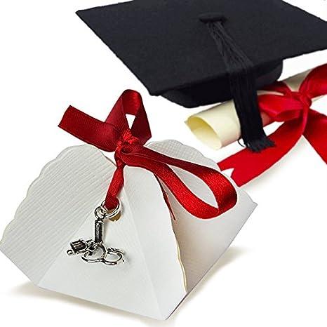 Bomboniera Store - Bombonera Fonendoscopio y tensiómetro a colgante con Packaging y con cinta para graduación: Amazon.es: Hogar