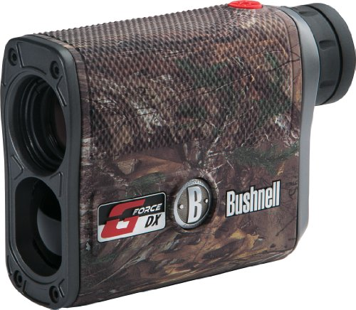 Bushnell G-Force DX ARC 6x 21mm Laser Rangefinder, Realtree Xtra Camouflage by Bushnell