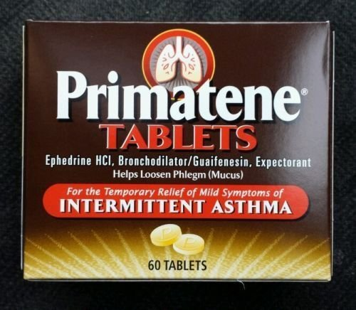 ONE Box 60 CT of PRIMATEEEN Tablets
