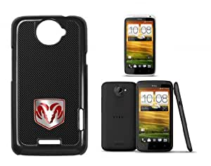 HTC ONE X Hard Case With Printed Design Dodge